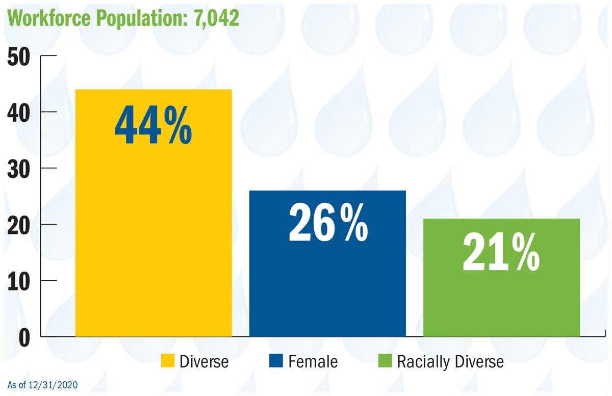 i&d workforce demographics